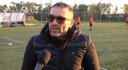 """Aranova, Pietro Natalia: """"Non vediamo l'ora di tornare in campo"""""""