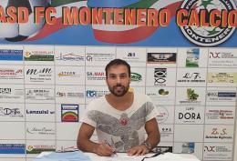 Nelle mani di Palombo: il Montenero ufficializza il suo nuovo portiere