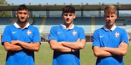 Rieti, tris di giovani per Boccolini: Canestrelli, Cerroni, Mauro