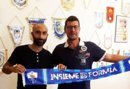 Luca Ricciardi torna nel Lazio: colpo a centrocampo dell'Insieme Formia