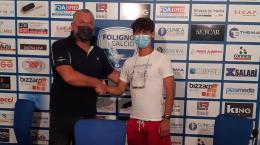 Dall'Atletico Terme al Foligno: Di Fronzo sbarca in Umbria