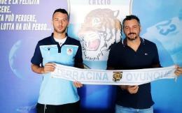 """Terracina, le prime parole di Pecci: """"Daremo tutto per la maglia e i tifosi"""""""