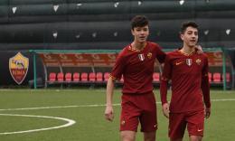 La Roma vince e convince, battuta la Lazio nel primo turno