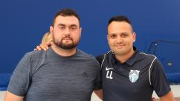 """Real Fabrica di Roma, il punto del presidente Rossi """"Giocare con il cuore, per il paese"""""""