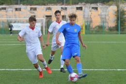 Esordio con sconfitta per la Lodigiani, biancorossi battuti dal Domzale