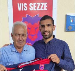 """La Vis Sezze riabbraccia Dell'Aguzzo: """"Appartengo a questo club"""""""