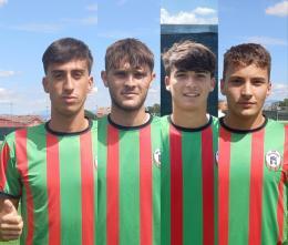 Vis Artena, firmano quattro nuovi giocatori a rafforzare il roster di giovani