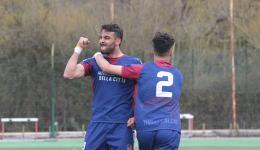 Derby alla Tivoli: a Villalba segnano De Sousa e Danieli