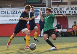 L'Urbe approda ai quarti in scioltezza, goleada ai danni della Pro Calcio
