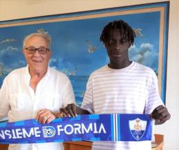Insieme Formia con Niang Osmane: ufficiale l'ex Cremonese