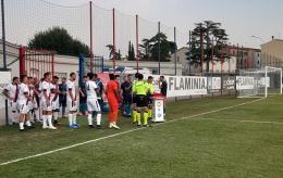 Il Trastevere vince il triangolare del centenario, dietro Flaminia e Montespaccato