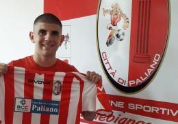 Il Città di Paliano scommette su Ercoli: il centrocampista è biancorosso