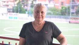 """Vis Casilina, Daniela Opinca: """"I bambini al campo sono la nostra gioia"""""""