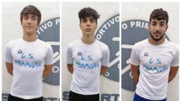 Tris d'Under per il Centro Sportivo Primavera: Sabella, Maferri, De Luca