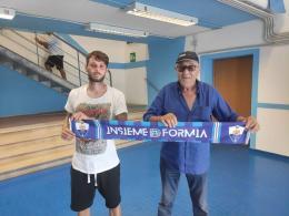 Petronzio ritrova Formia in Serie D: l'attaccante firma con i biancazzurri