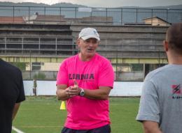 """Lirinia, Nanni: """"Con l'Anitrella match particolare. Girone E davvero tosto"""""""