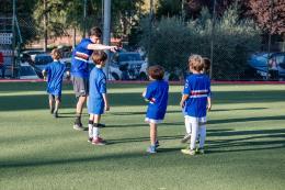 """Futbolclub, Sacco sulla scuola calcio: """"Un istruttore non si limita al campo"""""""