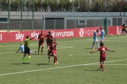 Roma, è poker ad Ascoli! Doppio Koffi, Liburdi e Pisilli in gol
