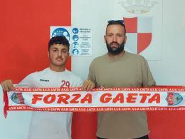 Il Gaeta presenta Sigillo, già convocato nel match contro l'Arce