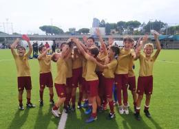 Grande successo per la prima edizione del Samagor Elite, gioisce la Roma
