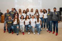 Roma, l'avventura A1 è iniziata: inclusione, ambizioni e zero proclami