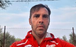 """Sporting San Cesareo, Tota: """"I nostri devono mostrare rispetto e lealtà"""""""