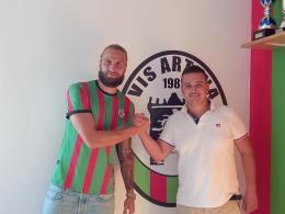 Centimetri e gol per l'attacco della Vis Artena: firma lo svedese Törnros