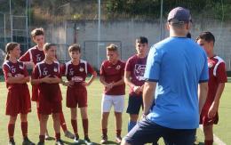 Vis Aurelia, club in continua crescita: il punto del dg Massimo Anselmi