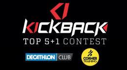 Kickback Top5+1, al via il contest per le categorie Elite