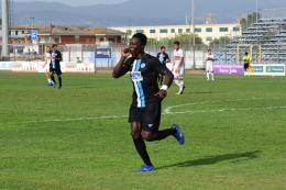 L'Aprilia perde Njambe per tre giornate: le decisioni del Giudice Sportivo