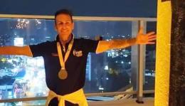 Scoppia la festa a Colonna: Federico Tassini campione del mondo