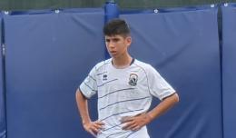 """Accademia Calcio, Conti: """"Il mio obiettivo è crescere sotto tutti i punti di vista"""""""