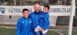 Futbolclub: parola a Andreozzi, papà di Luigi e Nicola