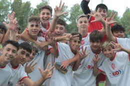 U15 Girone C: conferme per Tor Tre Teste, Acc. Frosinone, Dabliu e Giardinetti