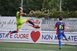 Under 14 | Girone A | Vigor Perconti - Ladispoli 2-3