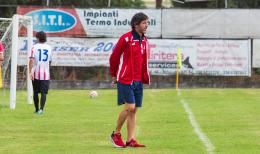 Atletico Pontinia, esonerato Facci! A breve il nome del nuovo tecnico