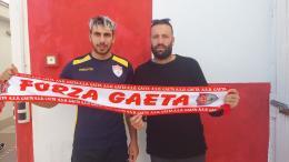 Gaeta, gran colpo tra i pali: Vincenzo Venditti torna biancorosso