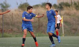U14 Girone C: guidano Roma e Frosinone, le due Accademia a quota 9