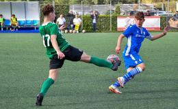 U19 Girone C: giallo arbitrale allo Sbardella, Certosa e Tor Tre Teste in testa