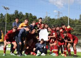 Il derby dice sempre Roma! Pagano e Leonardo D'Alessio in gol, Lazio ko