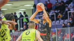 A2 - Eurobasket, vittoria per un punto: Chieti cade sotto i colpi capitolini