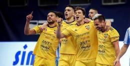 Pina MVP, tris Ciampino Aniene: Manfredonia sconfitto