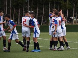 U15 girone C: Tor Tre Teste a punteggio pieno,  terzo successo Dabliu