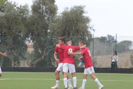 U17 Girone C: Lodigiani al comando,  pari nel big match, il Cassino ferma la Vigor