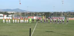 Serie D   Girone E   Unipomezia - Poggibonsi 0-1