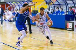 A2 - Eurobasket in serie positiva: secondo ok contro Fabriano