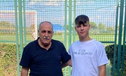Lorenzo Camponeschi: da sotto età fa volare il Tor di Quinto a suon di gol