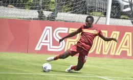 Roma, esordio in Serie A per Afena Gyan. Primo 2003 della storia giallorossa