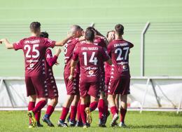 Santi ipnotizza il Gaeta: la Lupa Frascati è in semifinale!
