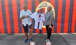 Ladispoli, Aldo Franceschini è ufficiale. L'annuncio del club